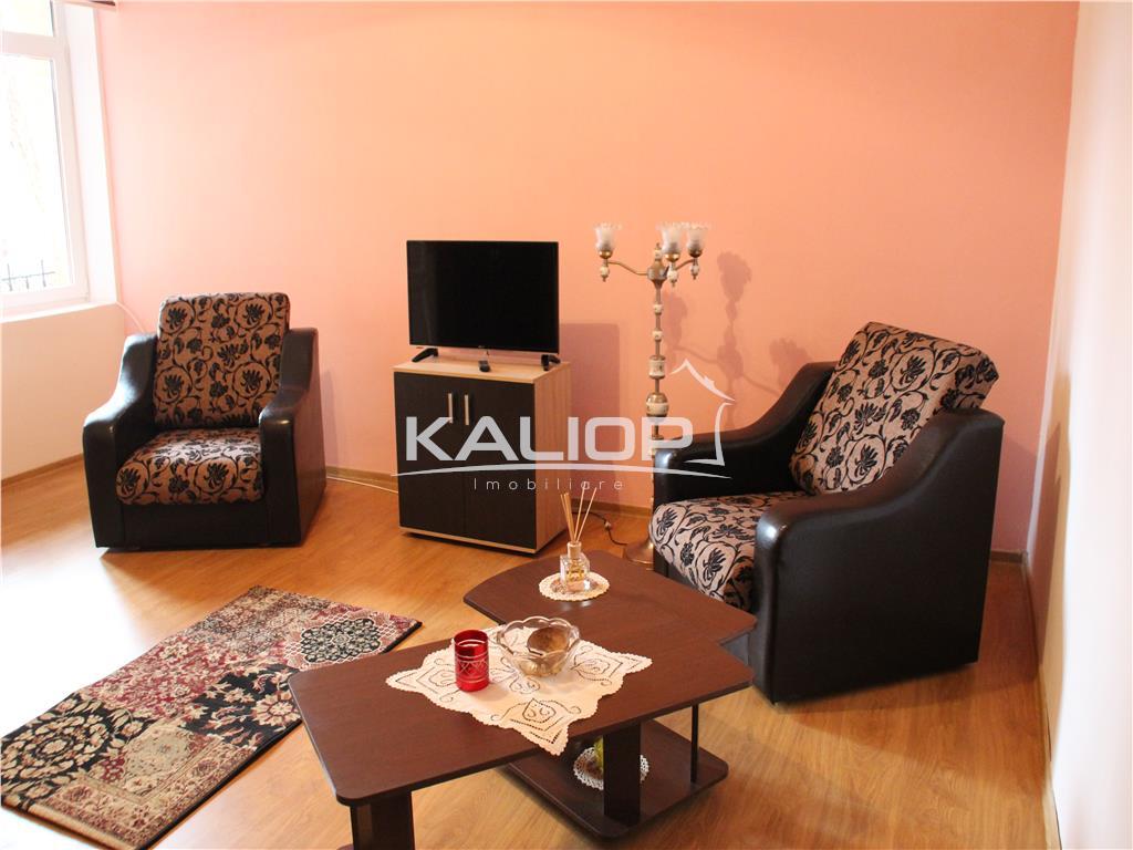 Apartament 2 camere cu garaj in Centru zona Horea