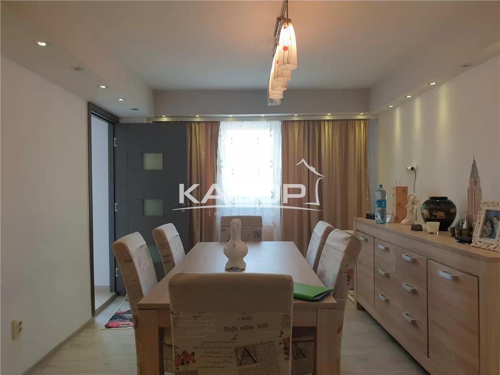 Apartament 4 camere in Marasti zona Piata Marasti