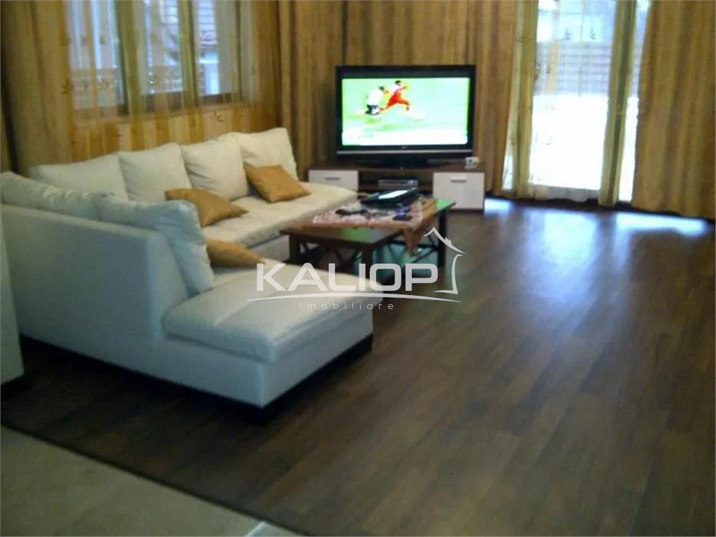Casa finisata 185mp in Floresti, zona Centrala + 450mp teren
