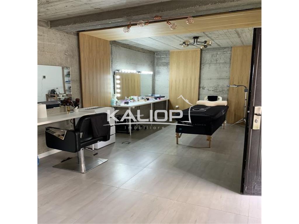 Duplex  superfinisat 120mp, complet mobilat si utilat Zona Tautiului