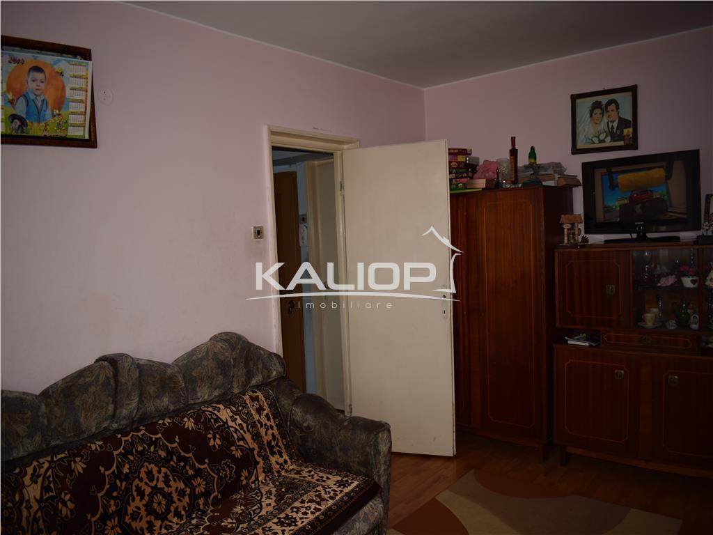 Apartament 2 camere etaj intermediar Gheorgheni