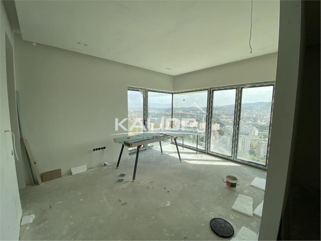 Casa duplex 172mp utili cu 148mp terasa in cartierul Grigorescu