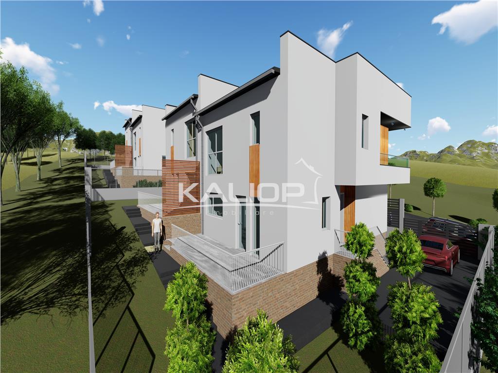 Casa Duplex P+E cu 117mp in zona Oasului