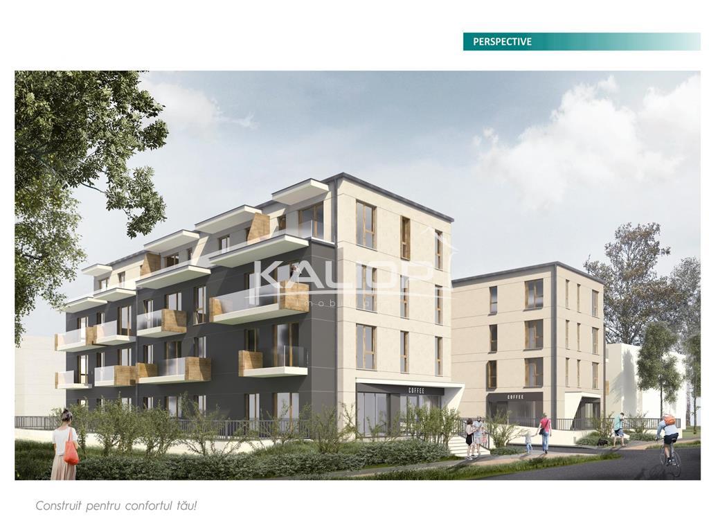 Apartamente 3 camere in cartierul Borhanci  cu TVA 19% inclus