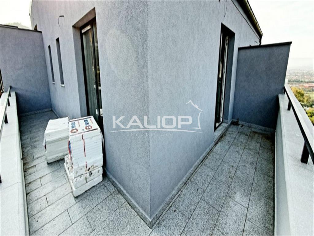 Apartament 2 nivele 73mp in Floresti
