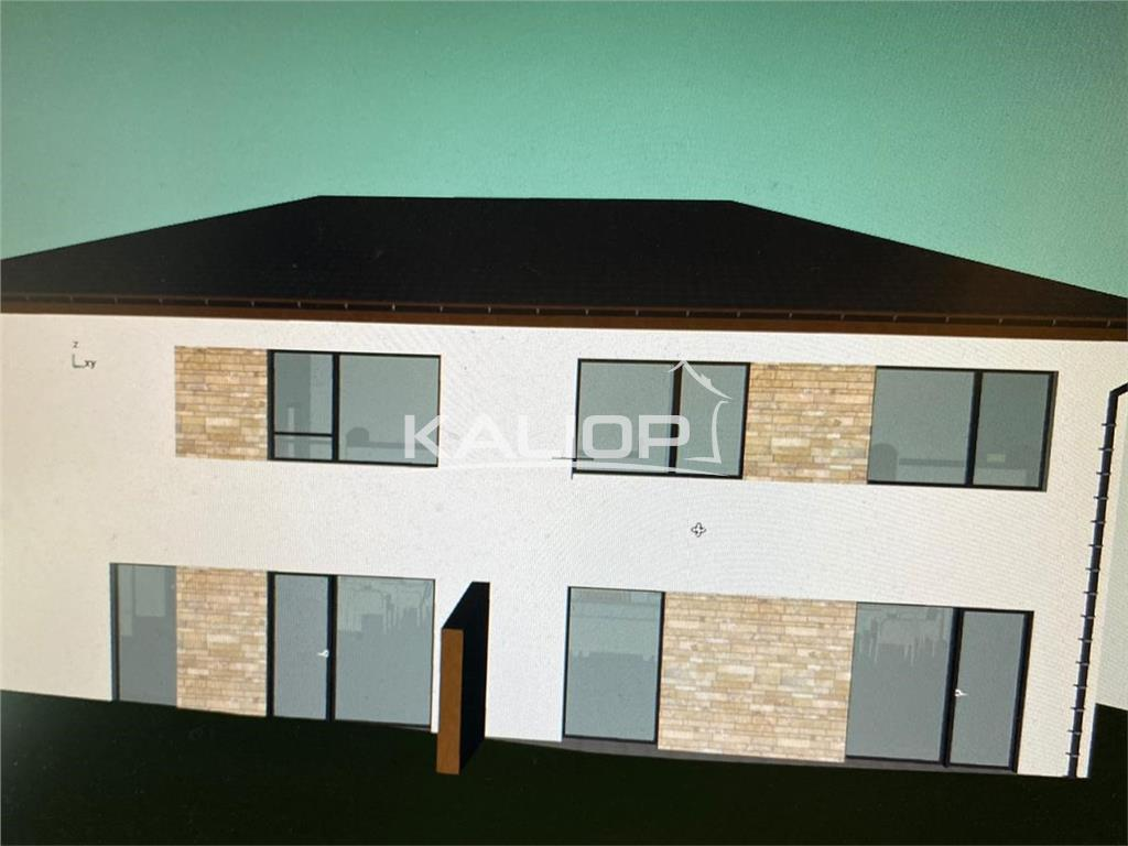 Casa/Duplex 117mp utili + 20mp terasa in Dezmir , Teren 425 mp