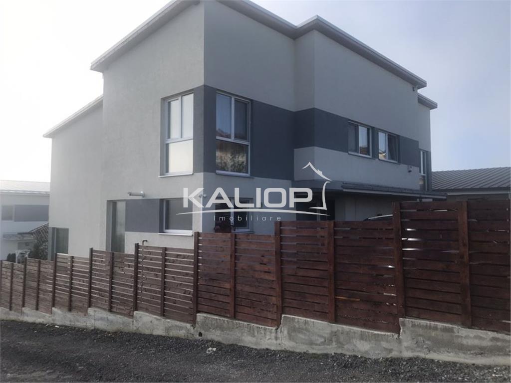 Casa/Duplex cu CF 127mp in Dezmir