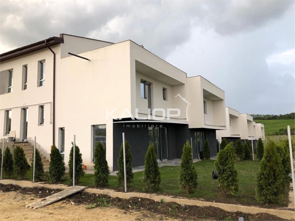 Casa Duplex ULTIMA UNITATE 120mp cu terasa de 40mp in Borhanci
