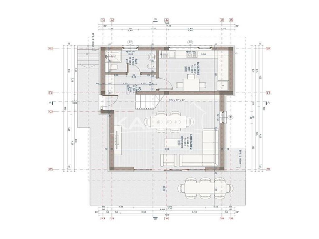 Terenuri cu Autorizatie de Construire in FAGET