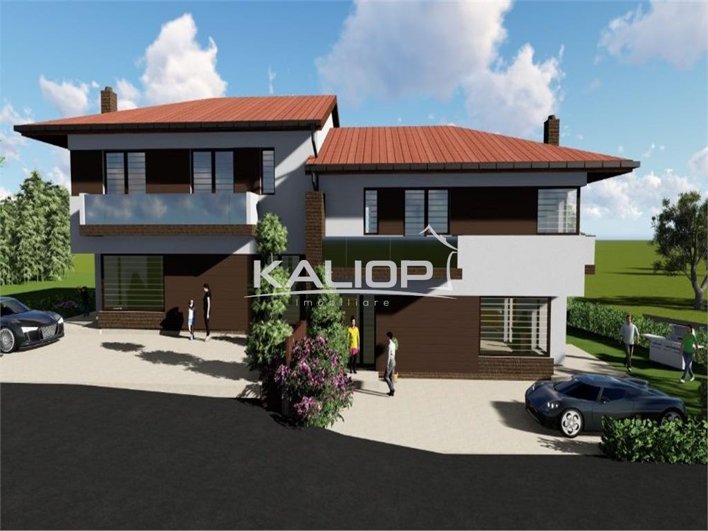 Casa Cuplata 128mp utili in zona Voronet