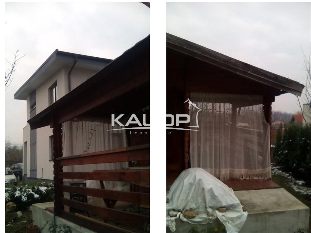 Casa Individuala 115mp utili cu teren 535mp in zona Borhanci