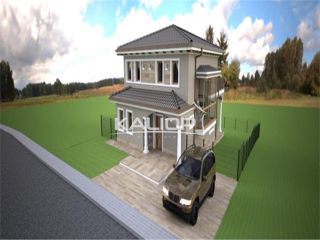 Casa individuala 140mp