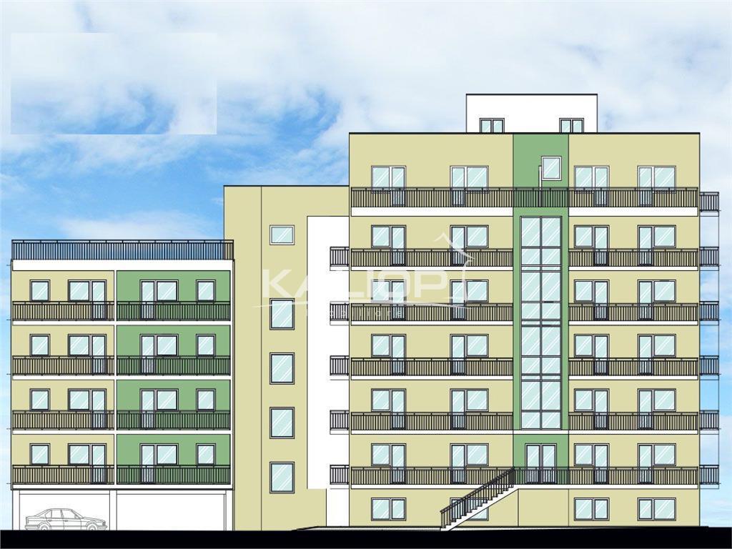 Proiect nou 1250 euro/mp Ap.1,2,3 camere in Buna Ziua