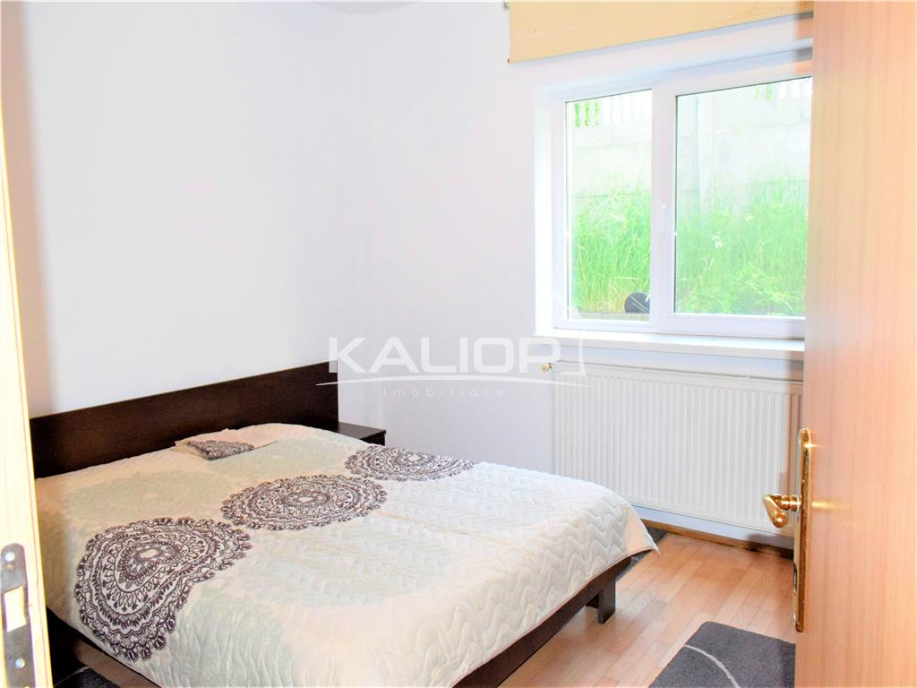 Apartament 3 camere cu gradina, Zorilor zona Spitalul de Recuperare