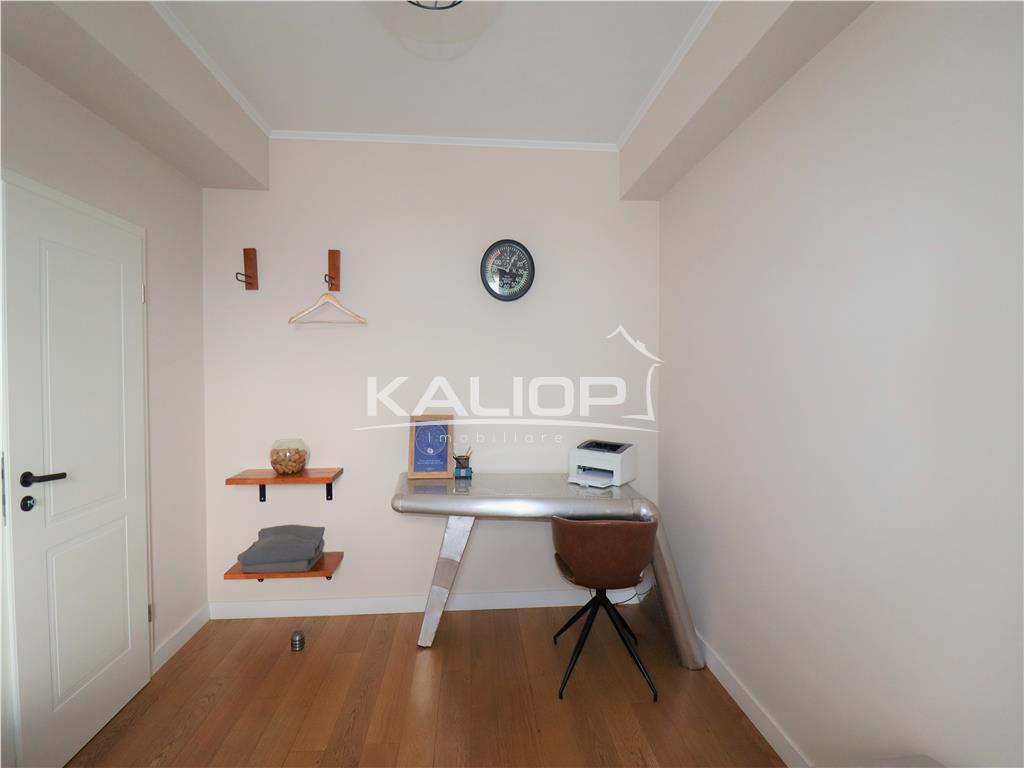 Apartament exclusivist 3 camere cu terasa impresionanta de 140mp