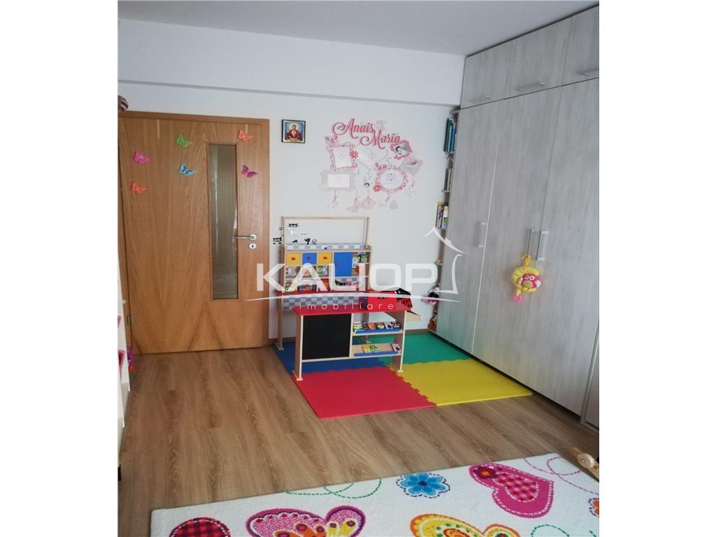 3 camere |  mobilat utilat | parcare | Edqar Quinet | Manastur