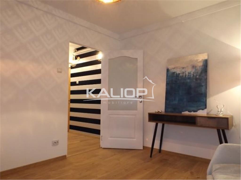 Apartament 2 camere ultrafinisat Gheorgheni zona Titulescu