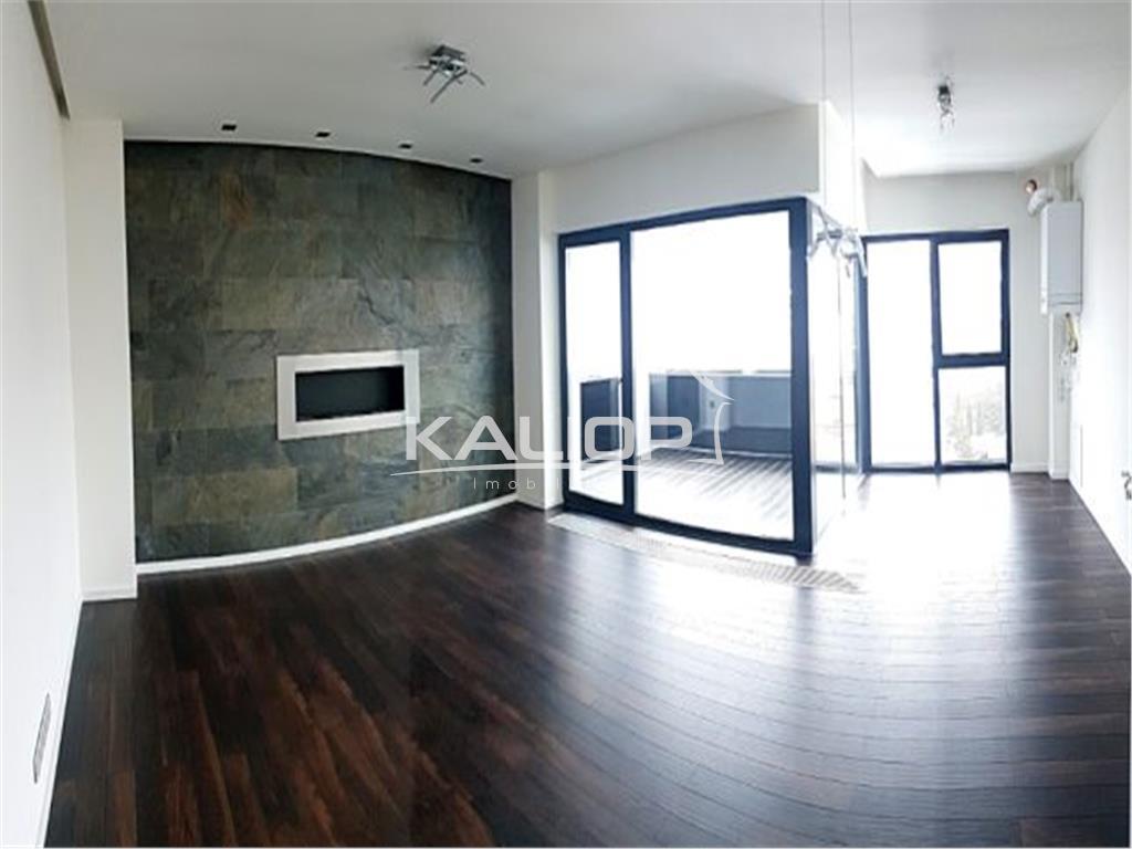 Apartament 2 camere ultrafinisat in Borhanci