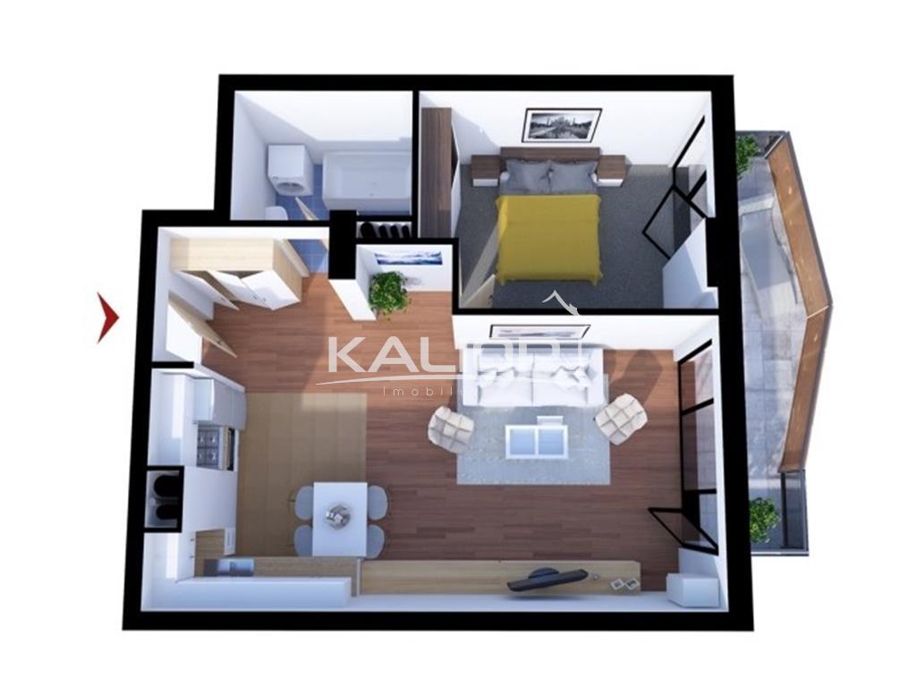 Apartamente 2 camere ctie noua cu garaj  in Gheorgheni