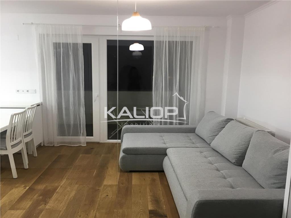 Apartament 2 camere superfinisat  PRIMA INCHIRIERE in Europa