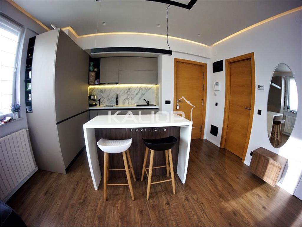 Apartament 2 camere superfinisat cu gradina, zona Iulius Mall