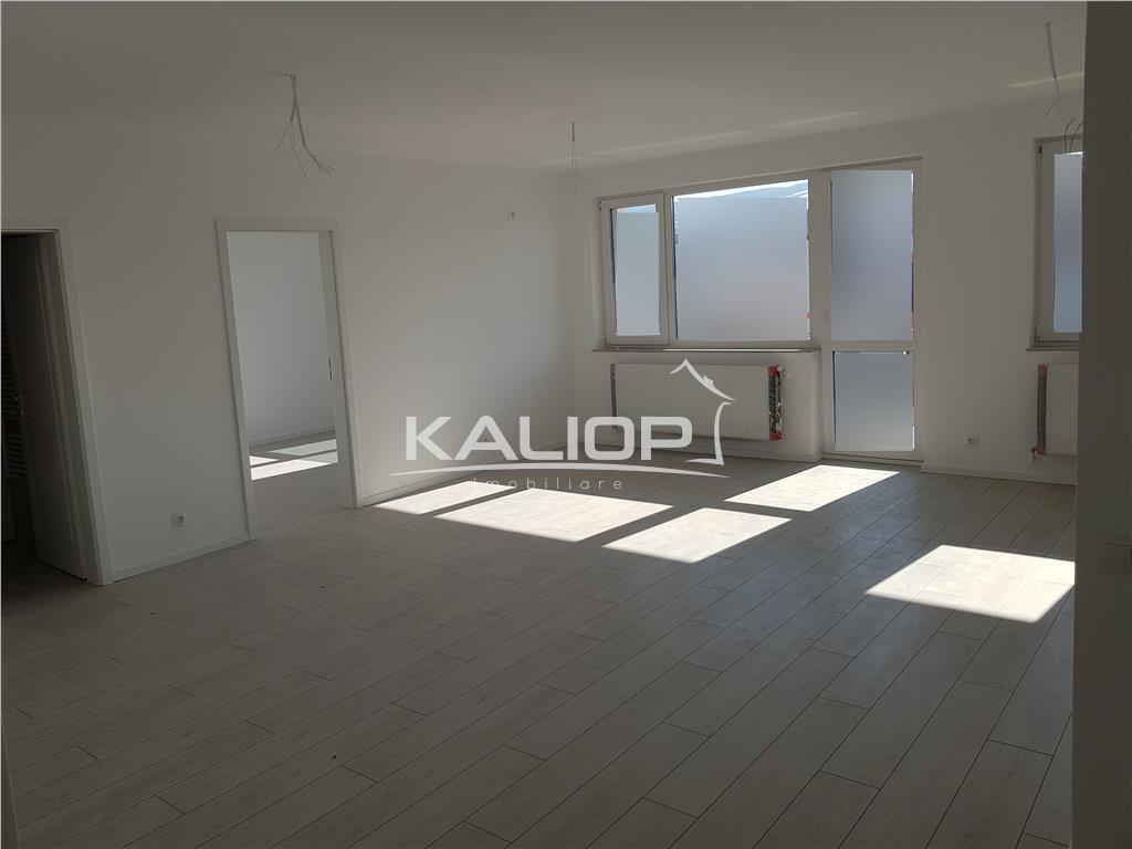 Apartament 2 camere cu CF  finisat in Borhanci