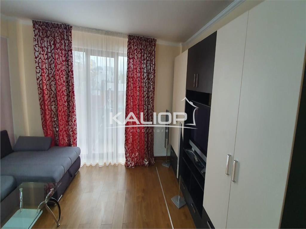 Apartament 2 camere imobil nou Gheorgheni zona Septimiu Albini