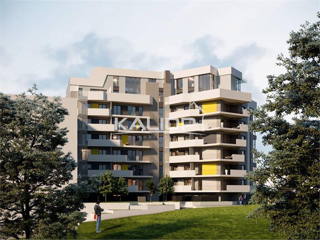 Apartament 1 camera, Gheorgheni, zona Iulius Mall