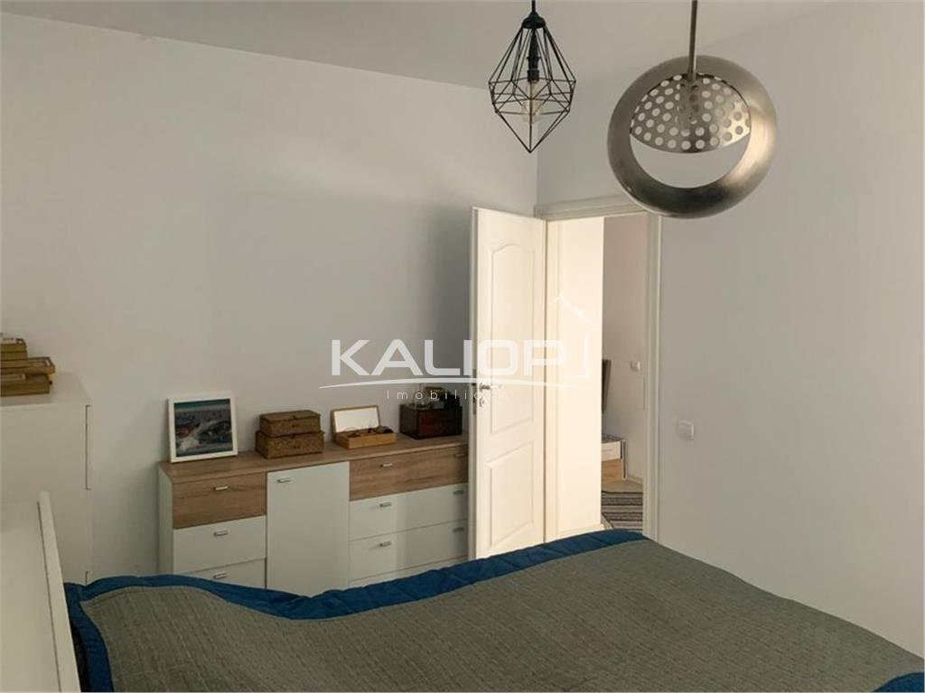 Apartament 3 camere mobilat utilat cu parcare in Europa